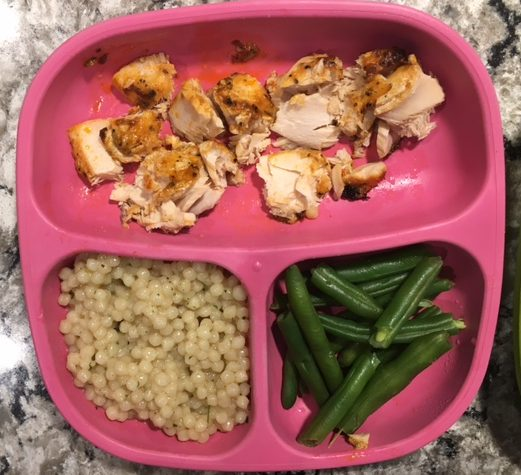 I am taking a cue from our kids\u0027 sectioned plates and focusing on portion control and carb-counting tonight. It is so tempting to fill our dinner plates ... & Portion Control and Carb-Counting \u2013 The Diabetes Support Group